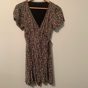 Floral dress from Abercrombie and Fitch